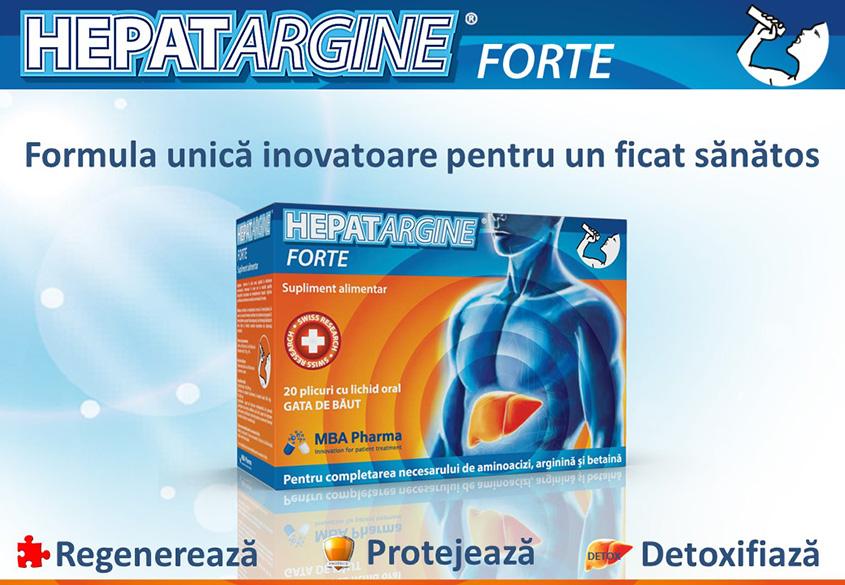 Hepatargine Forte