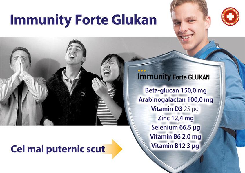 Immunity Forte Glukan